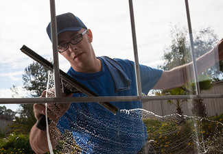 From $49 for a Professional Interior & Exterior Window Clean - Options for up to a Five-Bedroom Home