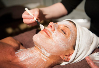 60-Minute Massage & Facial Spa Package for One Person - Option for Couples Available