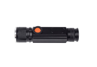 Multifunctional USB Rechargeable Torch - Option for Two Available