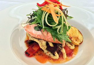 $25 for a $50 Waterfront Dining & Drinks Voucher
