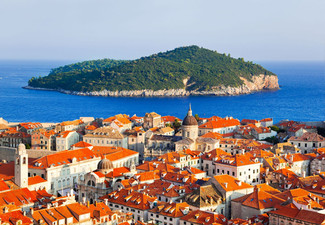 Per-Person, Twin-Share Nine-Day Croatian Escape incl. Four-Star Hotel, Daily Breakfast & More