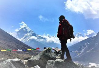 Per-Person Twin-Share for a 15-Day Mt Everest Base Camp incl. Accommodation, Guide, Porter Domestic Flights & More