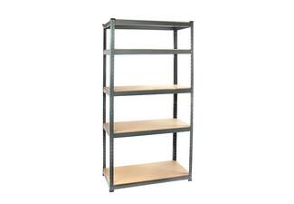 $69 for a Five Level, Heavy Duty Storage Shelf
