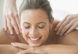 90-Minute Relaxation Massage Package incl. Indian Head Massage, Back, Neck & Shoulder Massage