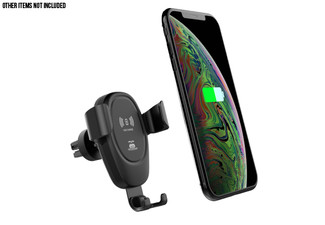 10W Car Wireless Charger - Two Colours Available
