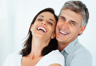 Professional Teeth Whitening for Two - Options for Three or One Person