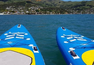 One-Hour Stand Up Paddleboard Hire - Option for One-Hour Multi-Board Hire