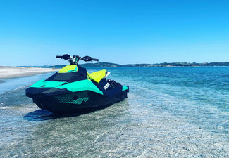 Two-Day Jet Ski Rental incl. Trailer - Options for Three or Five Days - Valid from the 1st of March 2020