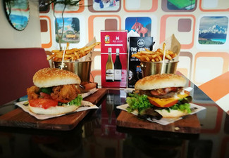 $40 Lunch or Dinner & Drinks Voucher For Two People -  Option of $80 For Four People