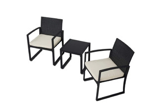 Three-Piece Patiocean Bistro Set