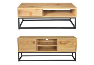 Liberty Arlon Furniture Range - Option for Coffee Table or TV Cabinet