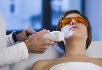 One IPL Laser Hair Removal Session incl. Consultation - Eight Options Available & Option for Men or Women