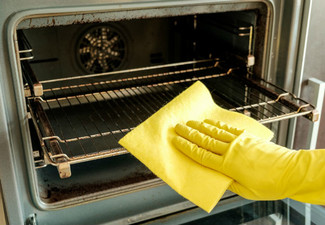 Professional Oven Clean of Standard Sized Oven - Option for Large Oven