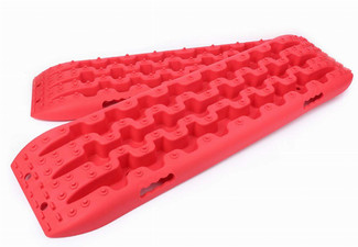 Pair of Vehicle Recovery 4x4 Track Boards - Three Colours Available