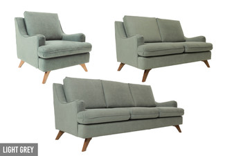 Hamilton Sofa Range - Two Colours & Four Options Available