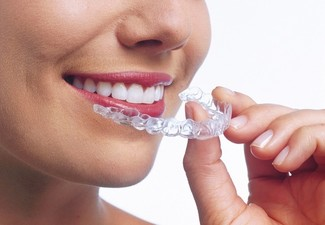 $1,300 Deposit for a Complete Invisalign® Teeth Straightening Package incl. All Appointments, Clear Aligners, X-Rays & 3D Digital Preview - Entire Package is $7,400 with Finance Options Available