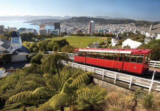 Per-Person, Quad Share, Four-Night Auckland to Wellington Return Pacific Explorer Cruise incl. Meals & Entertainment - Options for Triple or Twin Share Rooms