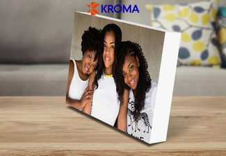 One 10 x 15cm Photo Block - Options for Two or Three Blocks & Delivery