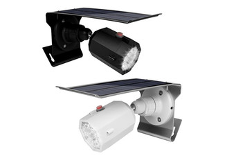 Wireless Solar Imitation Camera Motion Sensor Security Light - Free Delivery