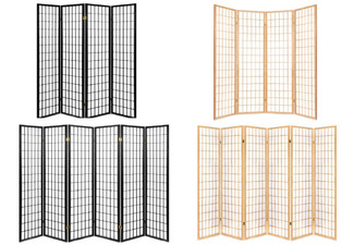 Room Divider Range - Two Sizes & Two Colours Available