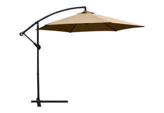 3m Cantilever Outdoor Shade Umbrella