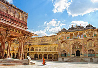 Per-Person, Twin-Share 13-Night Wonders of India Tour incl. Breakfast, Transfers, English Speaking Guides & More
