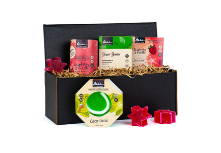 Raspberry Mojito Skincare & Soap Gift Set