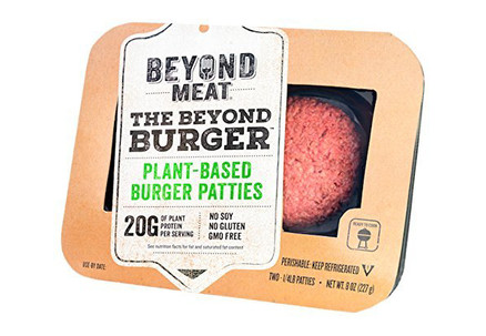 42-Pack of Beyond Meat Plant-Based Original Recipe Burger Patties (Essential Item)