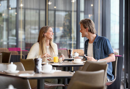 $35 for a Buffet Breakfast for Two People incl. Two Coffees (value up to $60)