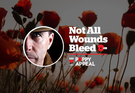 Make a $3, $5, $10 or $20 Donation to the RSA-Herald Poppy Appeal