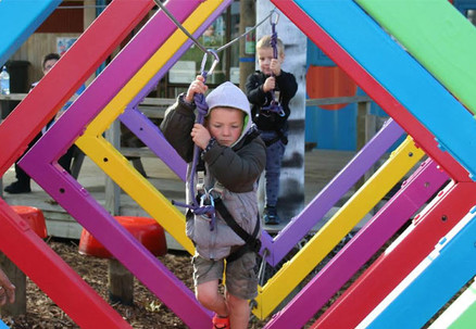 $40 for Two Adult Rocket Ropes Passes, or   $12 for Two Child Passes to the Rocketeer Pre-Schoolers Course
