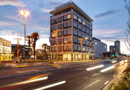 One-Night, Four-Star Art Boutique Christchurch Getaway at The Muse Art Hotel for Two People incl. Late Checkout & WiFi - Options for Two or Three-Night Stay incl. Breakfast & Standard or Superior Room incl. Breakfast & Carpark