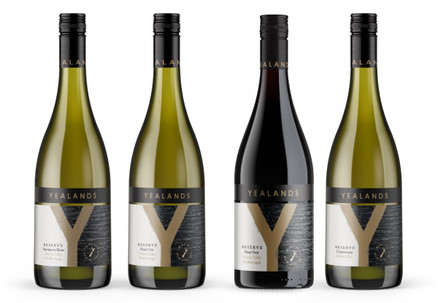 Six Bottles of Yealands Reserve Wine