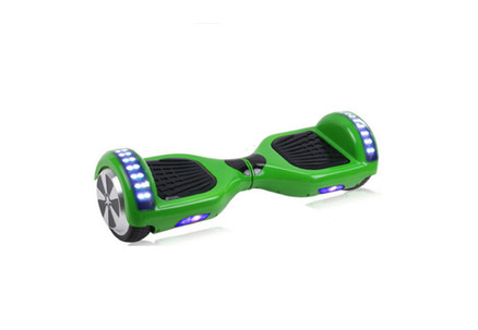 Hoverboard with Bluetooth Speaker & LED Lights - Two Colours Available