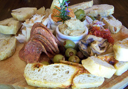 $20 for an Antipasto Lunch Tasting Platter for Two – Valid Tuesday - Sunday (value up to $29)