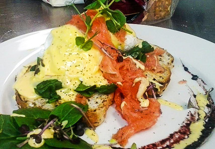 $22 for Two Weekend Brunch Meals