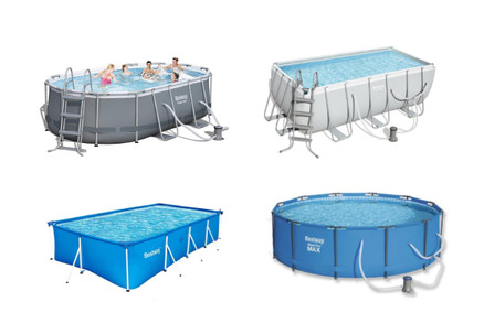 Bestway Pool Range - Five Options Available