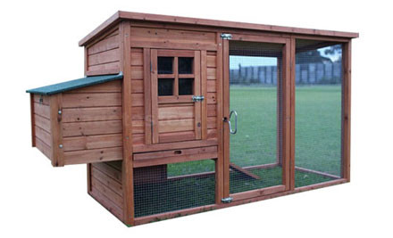 $269 for a Wooden Chicken Coop