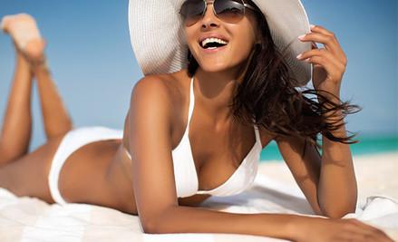 Full-Body Organic Spray Tan