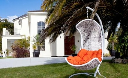 From $559 for a White Brisa Swing Chair with One-Year Warranty incl. Delivery