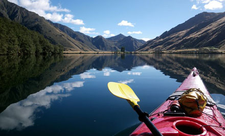 Up to 56% off a Three- to Four-Hour Guided Sea Kayak Tour incl. Hot Drinks & Light Refreshments (value up to $1,032)