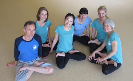 $45 for Six Beginner Yoga Classes (value $132)