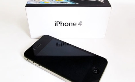 $656 for a Fully Unlocked Factory Refurbished 16GB iPhone 4 incl. Screen Protector, Case, Car Charger, One-Year Warranty & Nationwide Delivery
