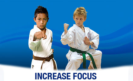 $9 for One Month of Unlimited Karate Classes