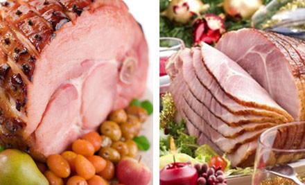 $35 for a 3kg Premium Manuka Smoked Christmas Half Ham or $65 for a 6kg Whole Ham