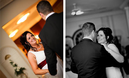 $119 for a Learn to Dance Wedding Package for the Bride & Groom (value $230)