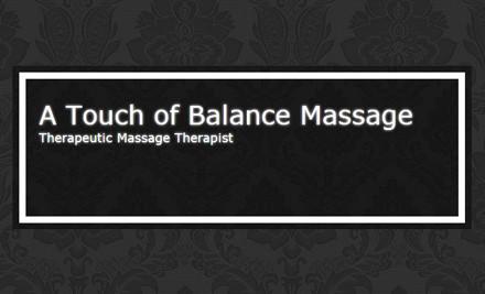 $19 for a 30-Minute De-Stress Massage (value $35)