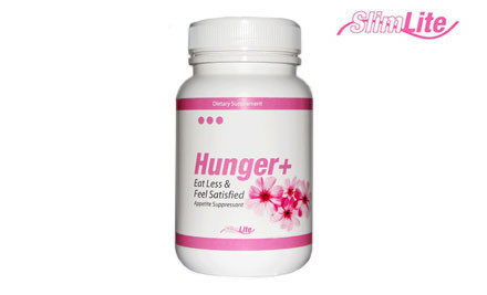 $29 for 60 Slim Lite Hunger+ Capsules incl. Nationwide Delivery