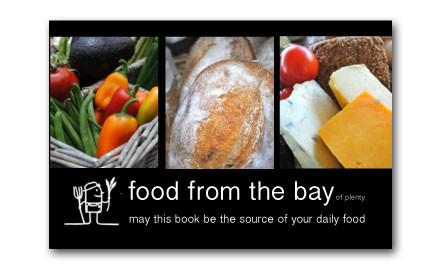 $12 for 'Food From The Bay' Shopping Guide incl. Nationwide Delivery (value $25)