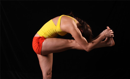 $40 for Five Casual Bikram Yoga Classes (value $82)